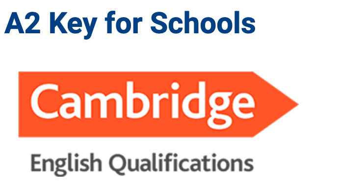 A2 Key for Schools