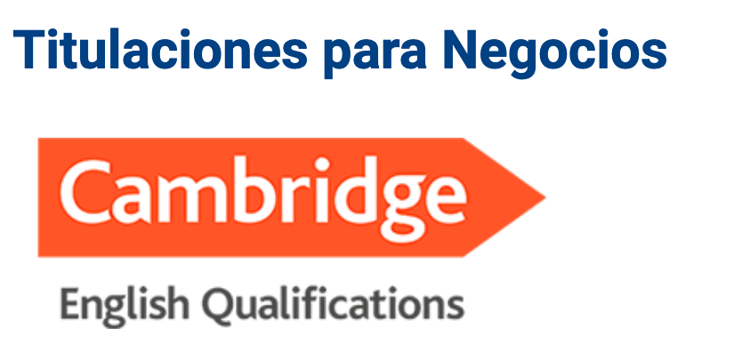 Business English Cambridge