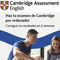 Haz tu examen de Cambridge por ordenador