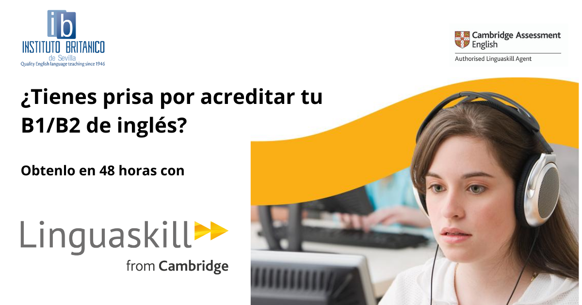 Linguaskill Instituto Británico